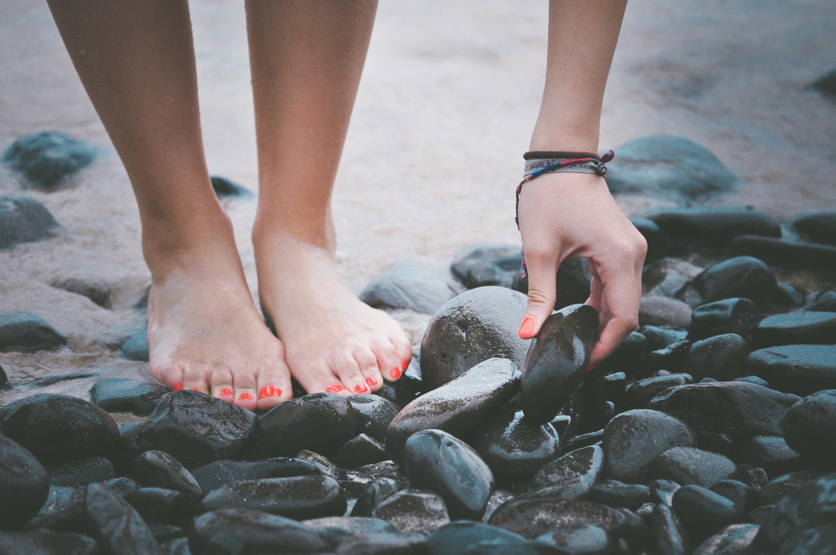 paznokcie - dłonie i stopy