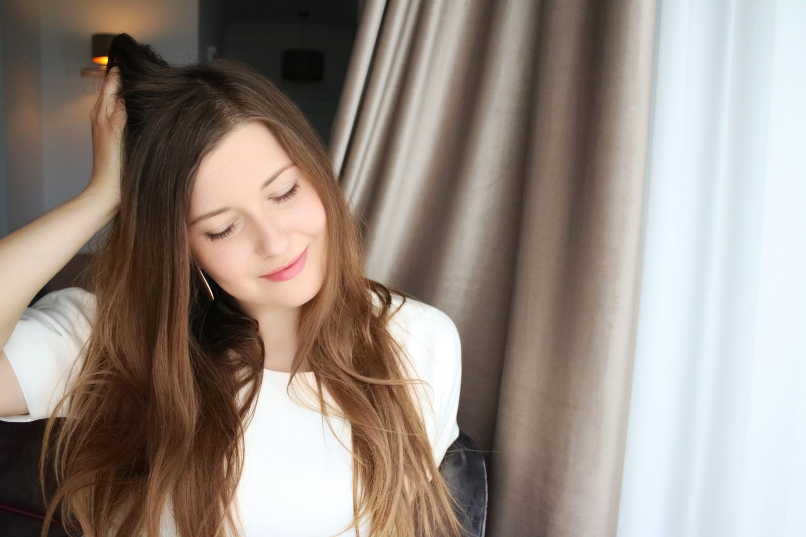 piękne włosy dzięki odpowiedniej pielęgnacji