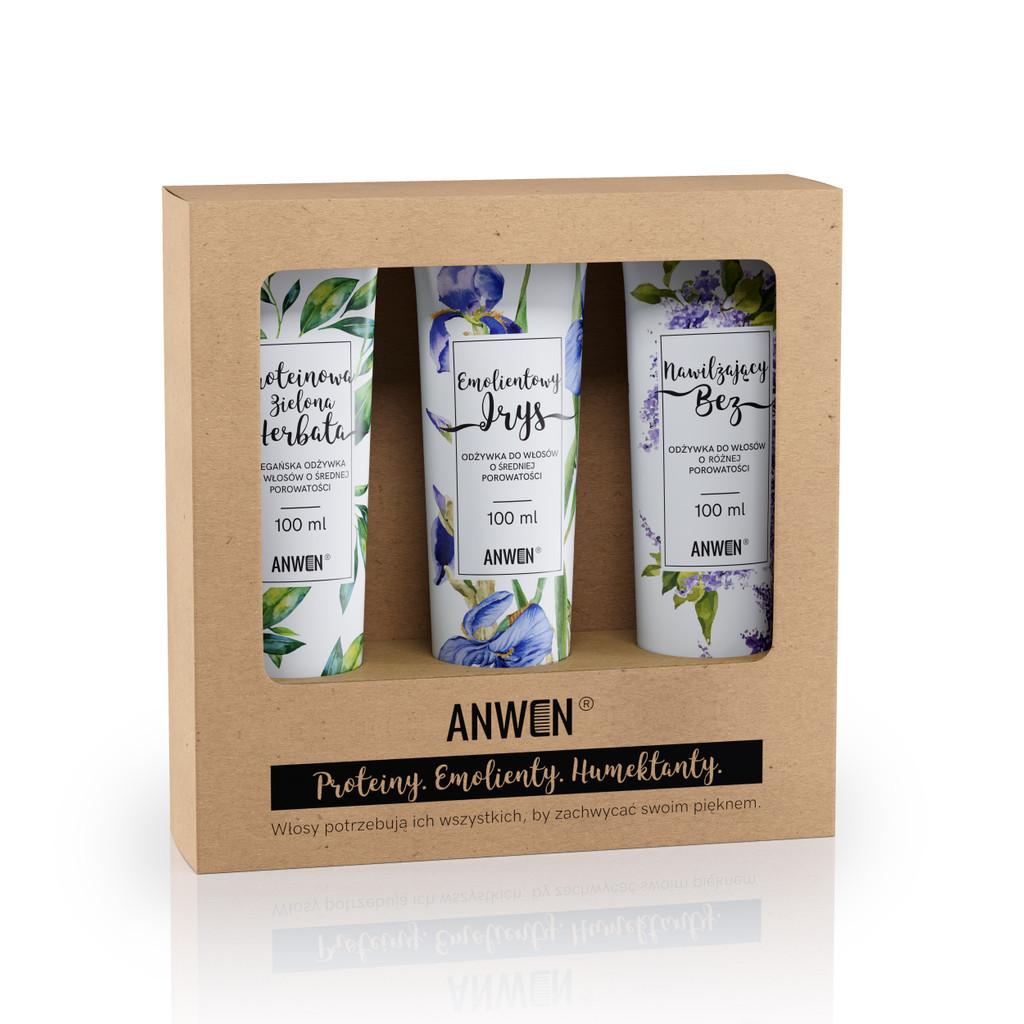zestaw kosmetyków Anwen