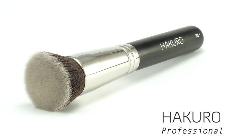 Hakuro - profesjonalne pędzle do makijażu